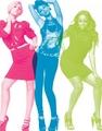 Heidi, Amelle, & Keisha - 'Sweet 7 1.0' Promos