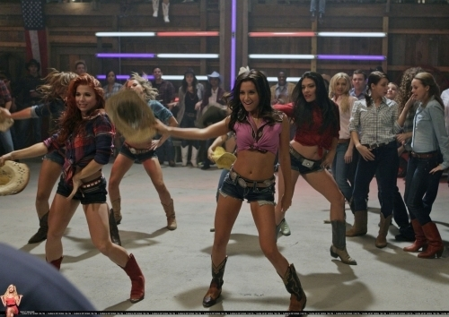 Hellcats Episode 11 - Think Twice Before te Go - Stills