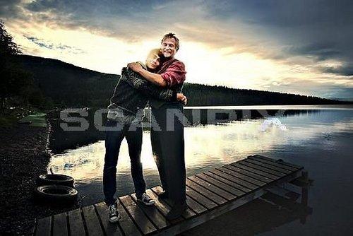 Hug lover Alex