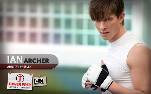 Ian Fight Training
