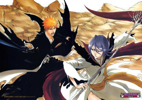 Ichigo vs. Rukia