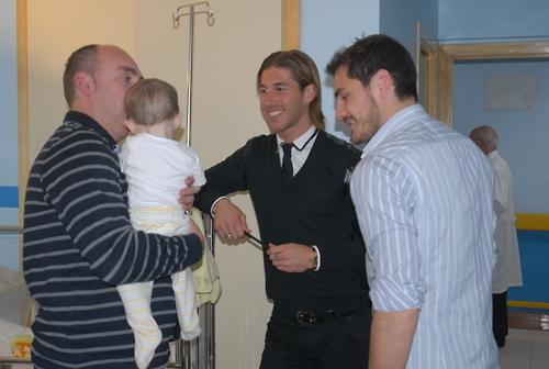 Iker Casillas charity
