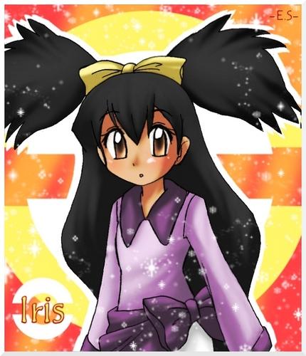 Iris :)