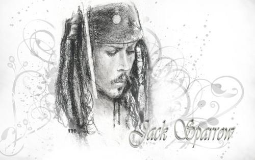 Jack Sparrow...