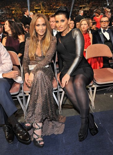 Jennifer @ 11th Annual Latin GRAMMY Awards - Backstage And Audience