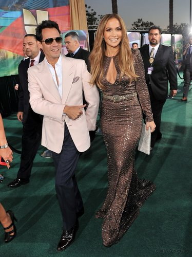 Jennifer & Marc @ 11th Annual Latin GRAMMY Awards