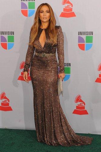 Jennifer & Marc @ 11th Annual Latin GRAMMY Awards