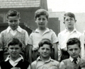 John Lennon as a kid