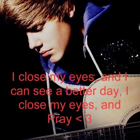 Justin Bieber; My LOVE! ;)