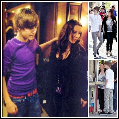 justin bieber mom playboy pics. For justin bieber cant get