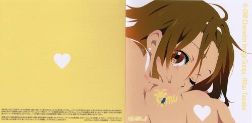 K-ON!! Character Image Song-Ritsu Tainaka