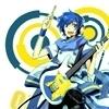 KAITO photo containing anime called Kaito Shion Icon