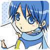 KAITO photo containing anime entitled Kaito Shion Icon