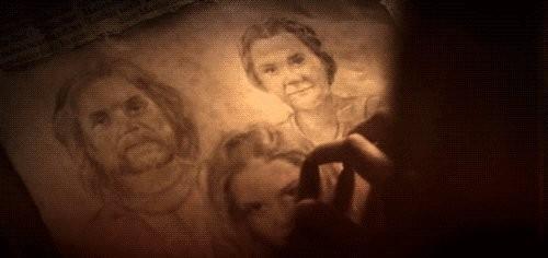 Katherine Pierce Hintergrund possibly with a feuer entitled Katerina Petrova
