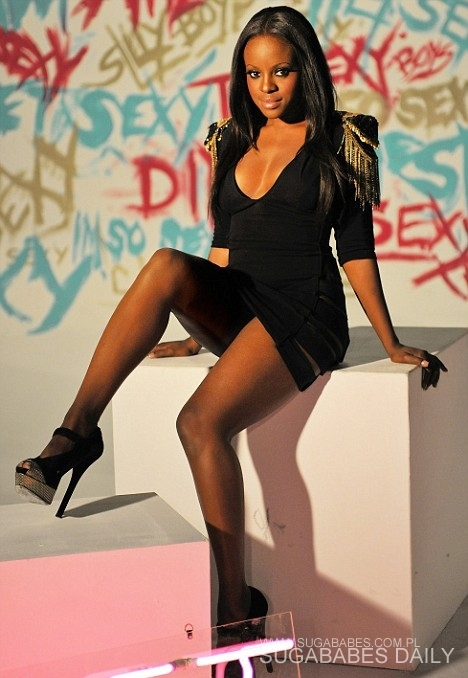 Keisha Buchanan - 'Get Sexy' Shoot