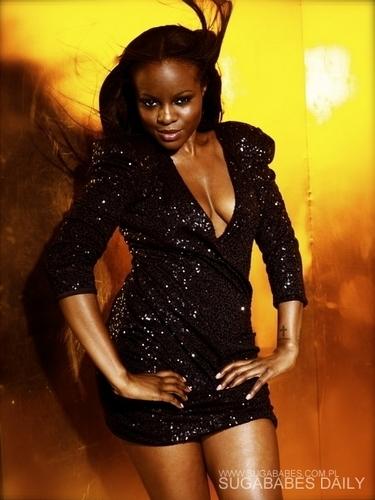 Keisha Buchanan - 'Sweet 7 1.0' Promos