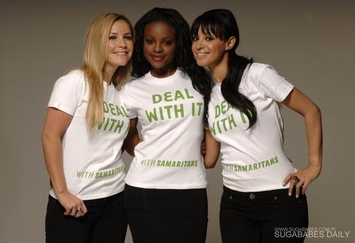Keisha, Heidi, & Amelle - 'Deal With It' Promos