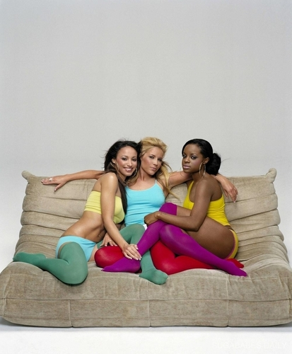 Keisha, Heidi, & Amelle - 'Pretty Polly' Advert
