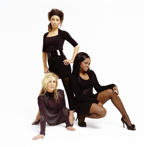 Keisha, Heidi, & Amelle - 'Taller In meer Ways (reissue)' Promos