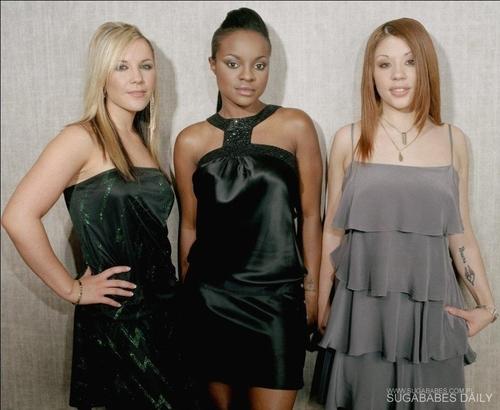 Keisha, Mutya, & Heidi - 'In the Middle' Promos