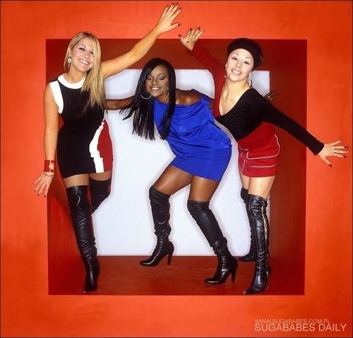 Keisha, Mutya, & Heidi - Kit Kat Campaign