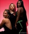 Keisha, Mutya, & Heidi - 'M Celeb' Magazine