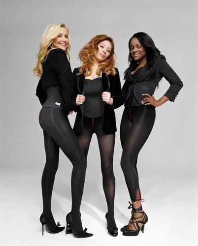 Keisha, Mutya, & Heidi - 'Pretty Polly' Advert