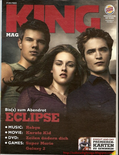 King&Co magazine scans- Eclipse