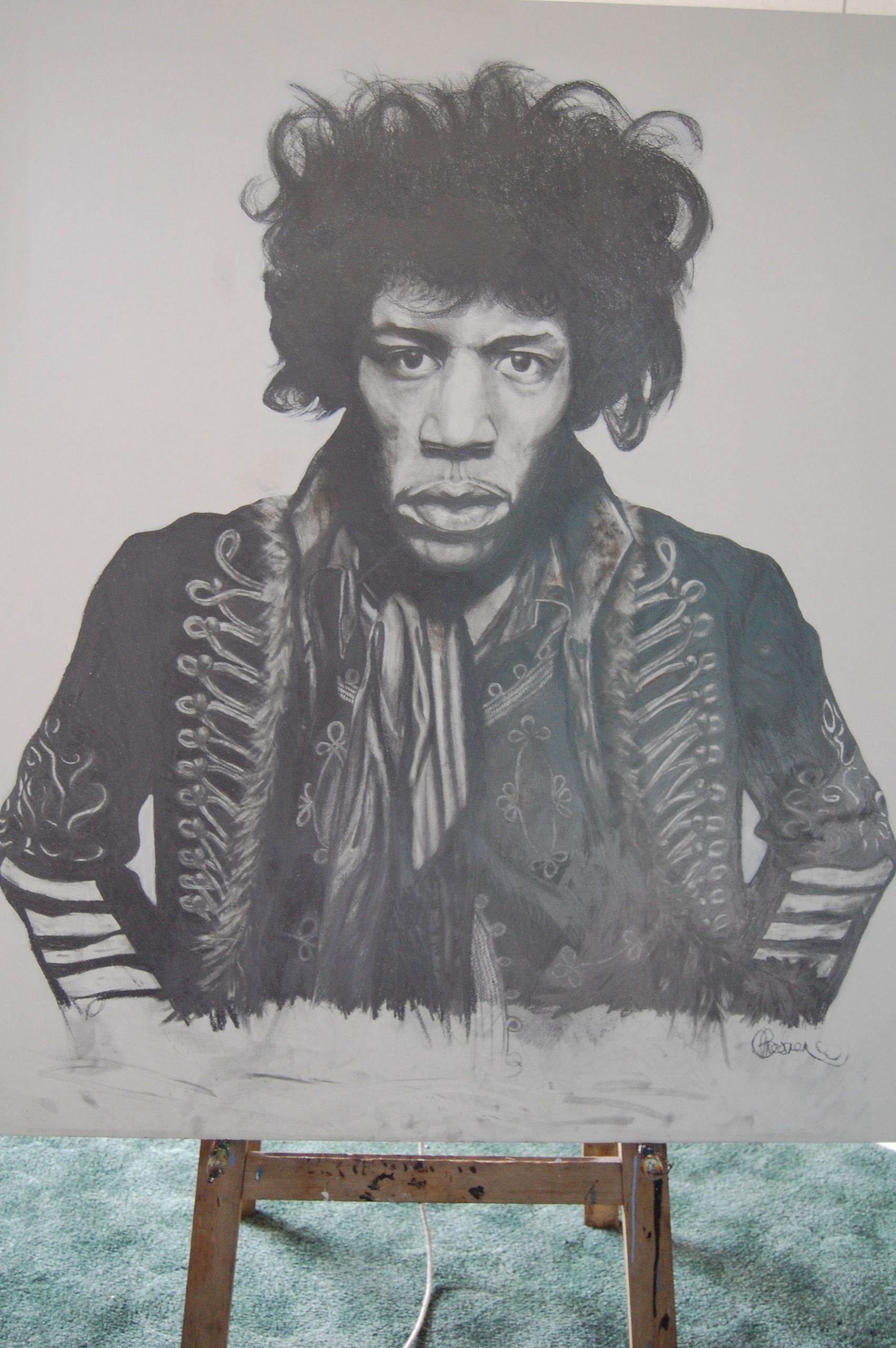 Jimi Hendrix Images Large Illustration FOR SALE HD Wallpaper And Background Photos