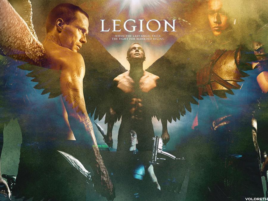 2010 legion movie wallpapers - photo #25