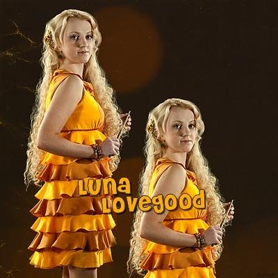 evanna lynch luna. Luna - Evanna Lynch Fan Art