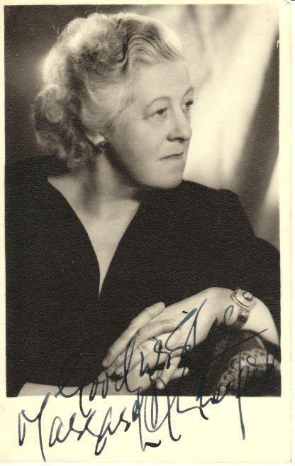 MARGARET RUTHERFORD - Agatha Christie Photo (16954294 ...