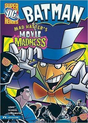 Mad Hatter (Jervis Tetch) wallpaper with anime called Mad Hatter's Movie Madness
