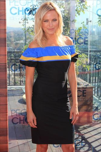 Malin @ People's Choice Awards 2011 Press Conference