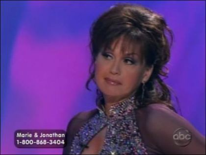 Marie Osmond wallpaper with a portrait titled Marie Osmond