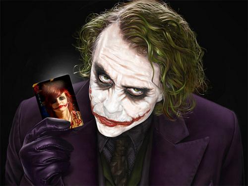 Me and Joker