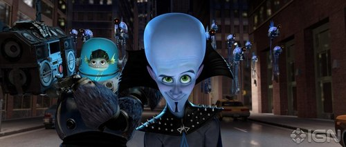 Megamind & Minion