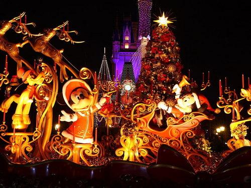 Mickeys natal