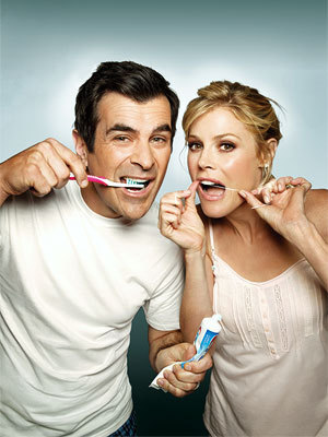 Modern Family EW Photoshoot