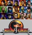 Mortel kombat 4 - mortel-kombat fan art