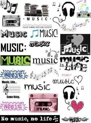Musik <3