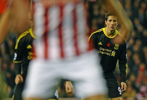Nando - Liverpool(0) vs Stoke City(2)