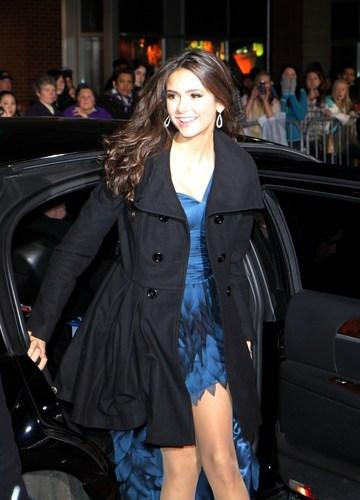 Nina Dobrev at 13 Novembre - 25th Annual Gemini Awards Gala HQ pic