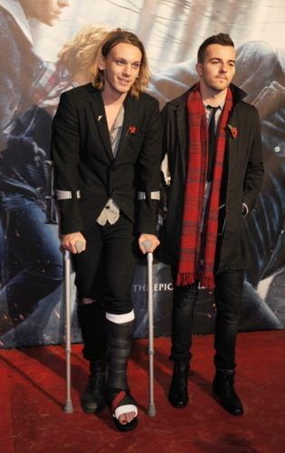 Nov11: ロンドン premiere