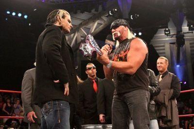 Jeff Hardy & Hulk Hogan