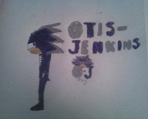 Otis-Jenkins The Hedgehog