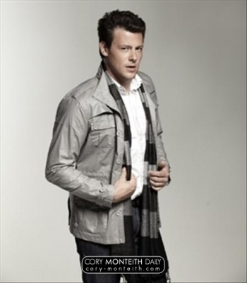 Outtakes of Cory's fotografia shoot for his Fall / Winter 2009 campaign for Five Four