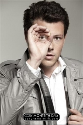 Outtakes of Cory's ছবি shoot for his Fall / Winter 2009 campaign for Five Four