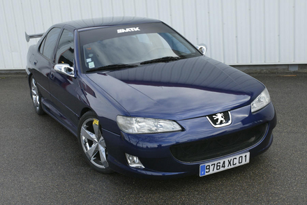 peugeot 406 tuning. PEUGEOT 406 TUNING