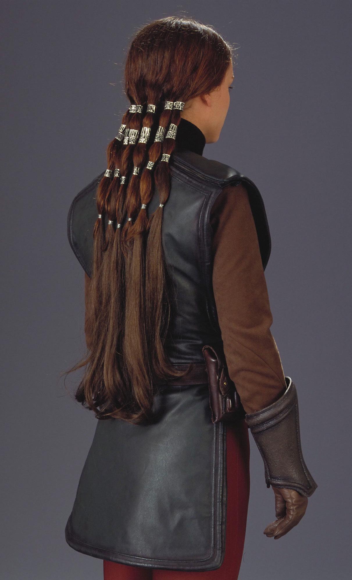 party hairstyles for medium length hair : Padm? Naberrie Amidala Skywalker - Padm? Naberrie Amidala Skywalker ...